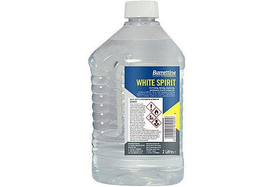 Halfords White Spirit 2L
