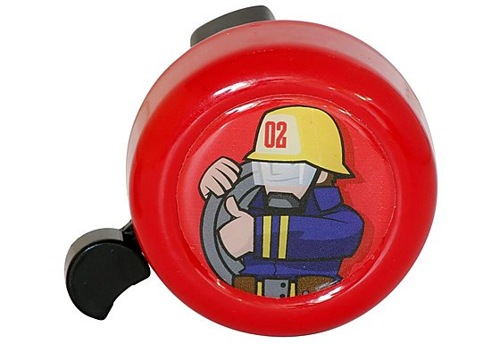 Apollo Fire Chief Kids Bike Bell