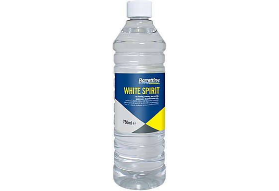 Halfords White Spirit 750ml