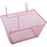 Girls Metal Wire Bike Basket