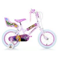 "Disney Princess Girls Bike - 14"""