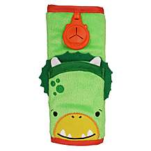 image of Trunki Snoozihedz Seat Belt Pad Dino