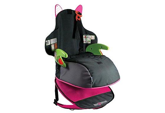 Trunki BoostApak Booster Seat Pink
