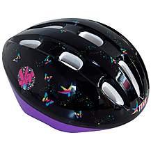 image of Tinkerbell Girls Bike Helmet (52-56cm)