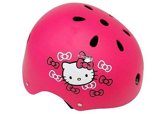 Hello Kitty Skate Helmet (53-55cm)