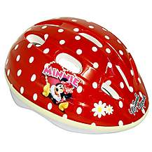 image of Minnie Mouse Girls Bike Helmet (50-54cm)