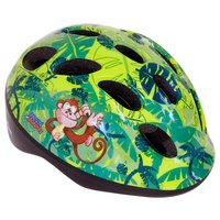 Apollo Marvin the Monkey Boys Bike Helmet (48-52cm)
