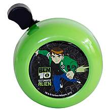 image of Ben 10 Ultimate Alien Boys Bike bell