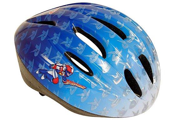 Apollo Rocketman Boys Bike Helmet (50-54cm)
