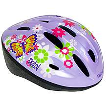 image of Apollo Petal Girls Bike Helmet (50-56cm)