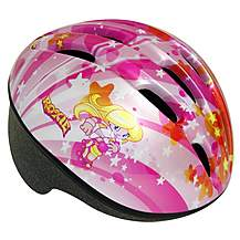 image of Apollo Roxie Girls Bike Helmet (50-56cm)