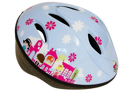 Apollo Cherry Lane Girls Bike Helmet (52-56cm)