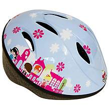 image of Apollo Cherry Lane Girls Bike Helmet (52-56cm)