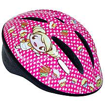 image of Apollo Cupcake Girls Bike Helmet (48-52cm)