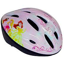 image of Disney Princess Girls Bike Helmet (50-56cm)