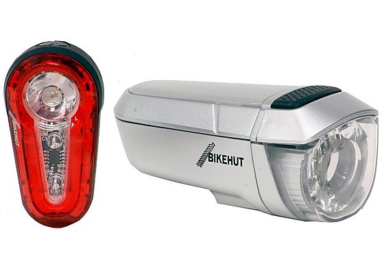 BikeHut Ultra bright LED Light Set