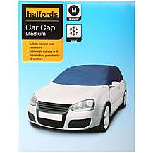 image of Halfords Car Cap Medium