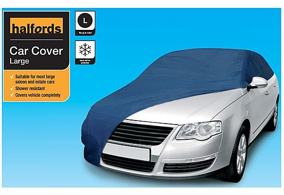 Halfords Car Cover Large