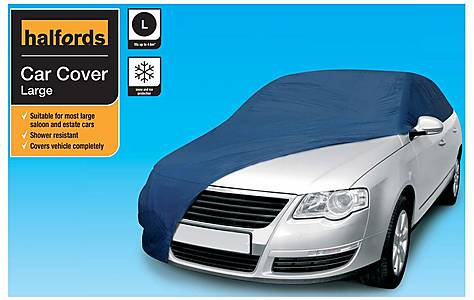 image of Halfords Car Cover in Large