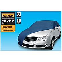 image of Halfords Car Cover Large