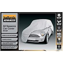 image of Halfords Advanced All Seasons Car Cover Small
