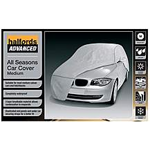 image of Halfords Advanced All Seasons Car Cover Medium