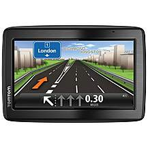 "image of TomTom Via 135 5"" Sat Nav - UK & ROI"