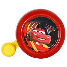 image of Disney Cars 2 Kids Bike Bell