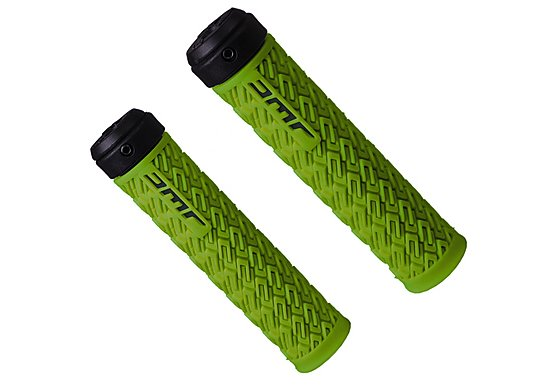 DMR Lockon Bike Grip - Green