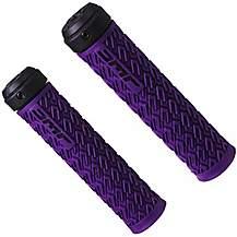image of DMR LOCDD Lockon Bike Grip Purple