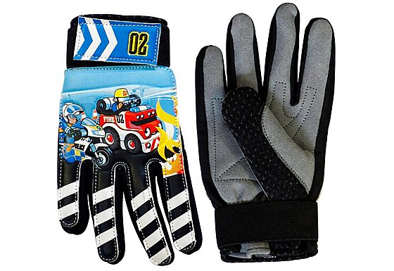 Apollo Emergency Boys Bike Gloves