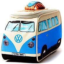 image of VW Camper Van Lunch Bag Blue