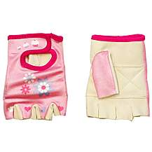 image of Apollo Girls Pink Bike Mitts