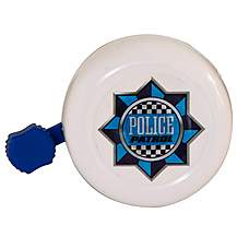 image of Apollo Police Patrol Boys Bike Bell