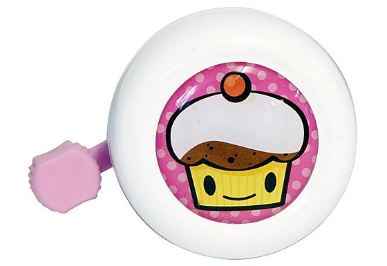 Apollo Cupcake Girls Bike Bell