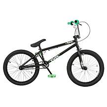 image of Radio Evol BMX Bike Green and Black