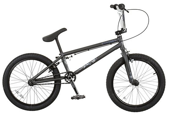 Radio Valac BMX Bike Chrome