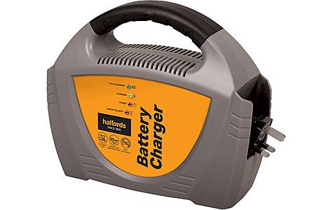 image of Halfords Up To 1800cc Battery Charger
