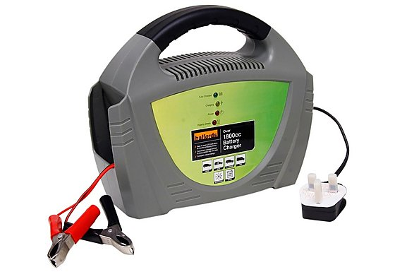 Halfords over 1800cc Battery Charger