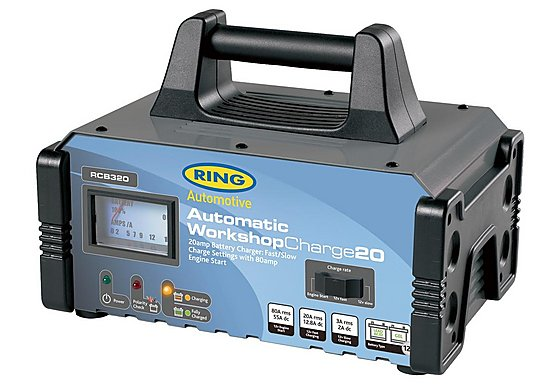 Ring RCB320 Battery Charger
