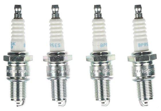 NGK15 Spark Plug (x4) BPR5ES
