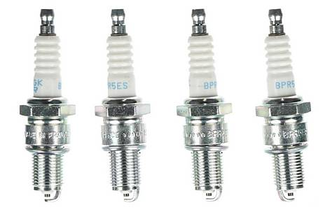 image of NGK15 Spark Plug (x4) BPR5ES