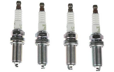 image of NGK24 Spark Plug (x4) LFR5B