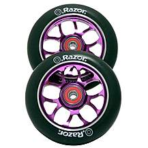 image of Razor Spoke Scooter Wheels - Purple