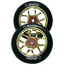 image of Razor Spoke Scooter Wheels  - Gold