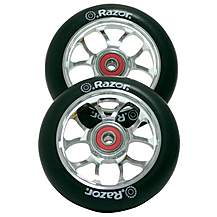 image of Razor Spoke Scooter Wheels - Silver