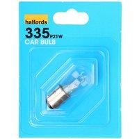 Halfords (HBU335) 21W Car Bulb x 1