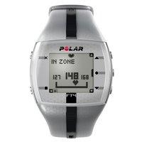 Polar FT4M Training Computer HRM - Silver/Black