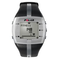 Polar FT7M Training Computer HRM - Silver/Black