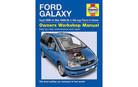 haynes ford galaxy  sept 00 mar 06 Ford Galaxy 7 Seater ford galaxy workshop manual pdf download